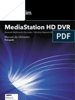 Verbatim_MediaStation_HD_DVR_User_Guide_PORTUGUESE
