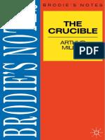[Brodie's Notes] I. L. Baker - The Crucible. Arthur Miller (1991, Macmillan Education UK) - libgen.lc