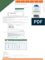 Excel pratique - Colorer une ligne sur deux pour faciliter la lecture - Médiaforma