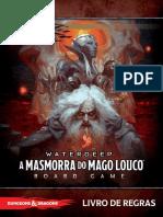 D&D 5E - Waterdeep - A masmorra do mago louco (Pt-Br)