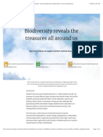 Biodiversity reveals the treasures all around us | FAO Stories | Food and Agriculture Organization of the United Nations
