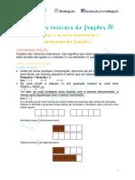 Lista 11 - Conceitos iniciais de frações IV