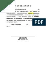 Autorização CORREIOS.docx