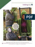 Central Park Hoodie - Heather Lodinsky
