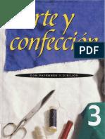 Corte y Confección Tomo III - CEAC 2000