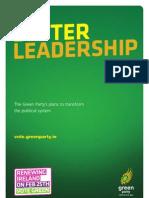 Better Leadership