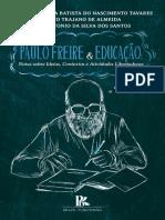 Livro - Paulo Freire e a Educação