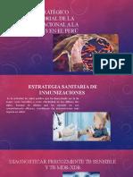 Plan Estratégico Multisectorial de tuberculosis