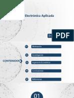 Electrónica Aplicada 2020