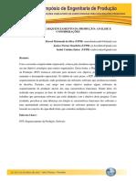 SOFTWARES DE SEQUENCIAMENTO DA PRODUÇÃO ANÁLISE E CONSIDERAÇÕES