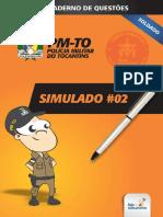 2° SIMULADO PM-TO SOLDADO. pdf-1