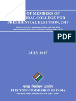 Presidential Election, 2017 - Electoral College (English).pdf