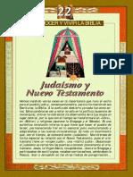 22 Conocer y Vivir La Biblia. Judaísmo y Nuevo Testamento