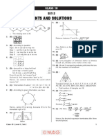 Imo Level1 Solution Class 10 Set 2