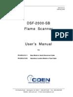 3 - DSF2000 COEN Flame Scanner