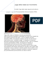 I benefici dello yoga della risata sul movimento del diaframma