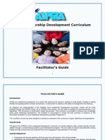 Facilitator's Guide 2012-V3 Youth