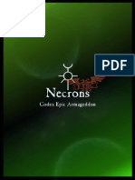 FERC beta_Necron_Armee des eons_pour vote