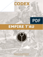 Xenos Empire T'au 1.00 - FERC - 2019