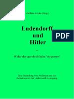 Köpke, Matthias - Ludendorff und Hitler, 2. Auflage