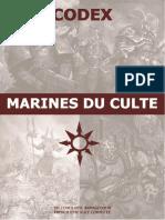 Chaos Marines du Culte 1.01  - FERC - 2019