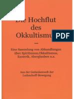 Köpke, Matthias - Die Hochflut des Okkultismus, 1. Auflage