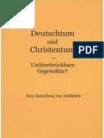 Köpke, Matthias - Deutschtum und Christentum - Unüberbrückbare Gegensätze?, 5. Auflage