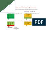 Pengolahan Data Fisika Dengan Fungsi Matematika