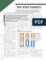 Brazils - Two wine markets