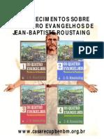 Esclarecimentos Sobre os Quatro Evangelhos de Jean-Baptiste Roustaing