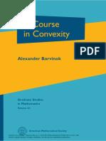 A course in Convexity.pdf