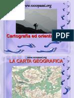cartografia ed orientamento
