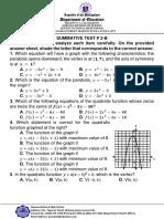 SUMMATIVE-TEST-2-B-QUADRATIC-FUNCTION