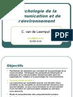 Psychologie de la communication et de l'environnement.ppt