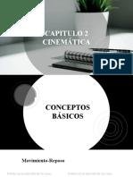 3 CONCEPTOS BASICOS Cinemática