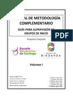 Manual Metodología Volumen I - 2020 - v01