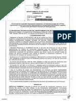 Resolucin 115026 vacaciones incorporados municipales SGP