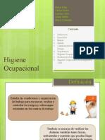 Higiene Ocupacional presentacion