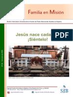 Familia en Misión Nº 29 Enero 2021