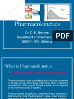 Pharmacokinetics - Drdhriti