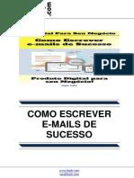 Como Escrever e Mails de Sucesso