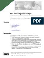 EZVPN configuration example.pdf