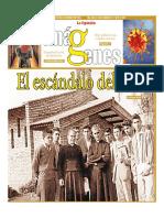 El Nombre de La Rosa, de Umberto Eco. Por Jaime Ricardo Reyes Calderón. Suplemento Imágenes del 3 de enero de 2021.