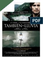 Trailer Tambien La Lluvia