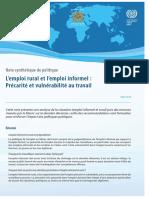 PolicyBrief-Emploi_Rural_Informel_FR