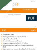 Vanesa Buenas Practicas y Seguridad Cisco Webex