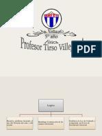 Guia Nro 2 de Fisica de 5to año prof Tirso Villegas