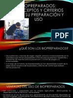 Biopreparados