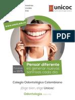 Pensum odontología unicoc