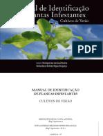 Manual de Identificação de Plantas Infestantes - Cultivos de Verão.pdf